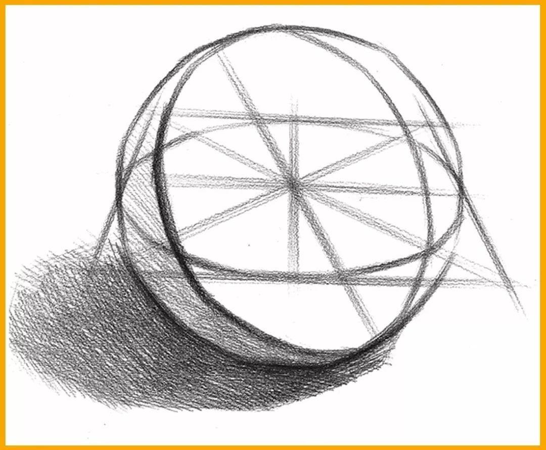 四棱锥棱柱组合体 超高清照片 素描写生道具_素描自学网
