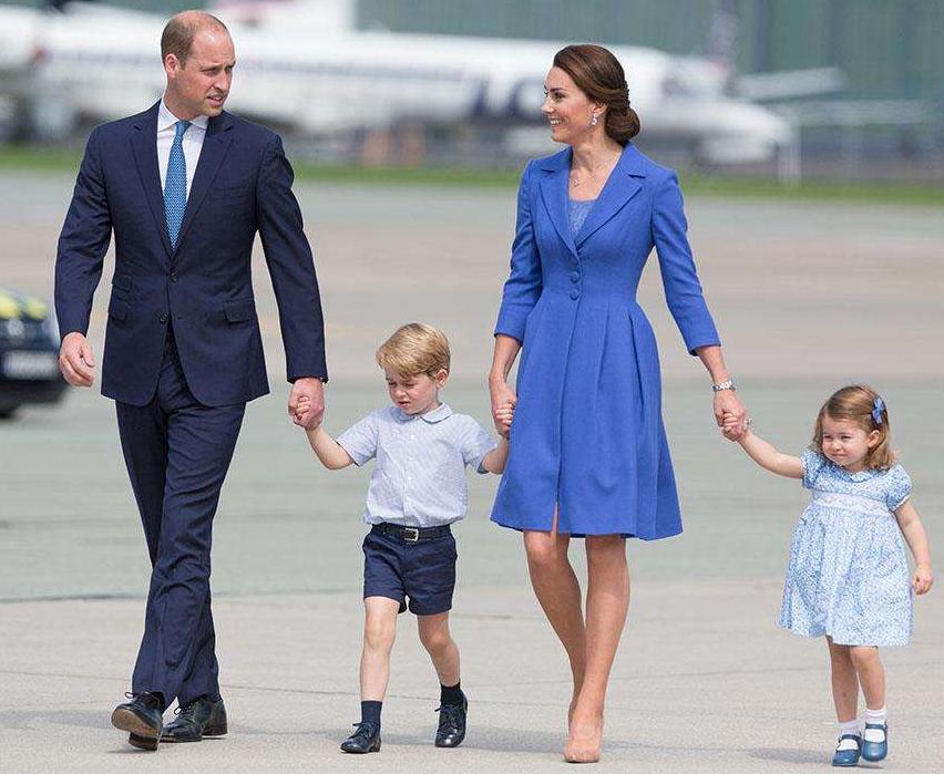 威廉喜欢孩子的原因,也是卡米拉不喜欢凯特的原因,网友:多尴尬