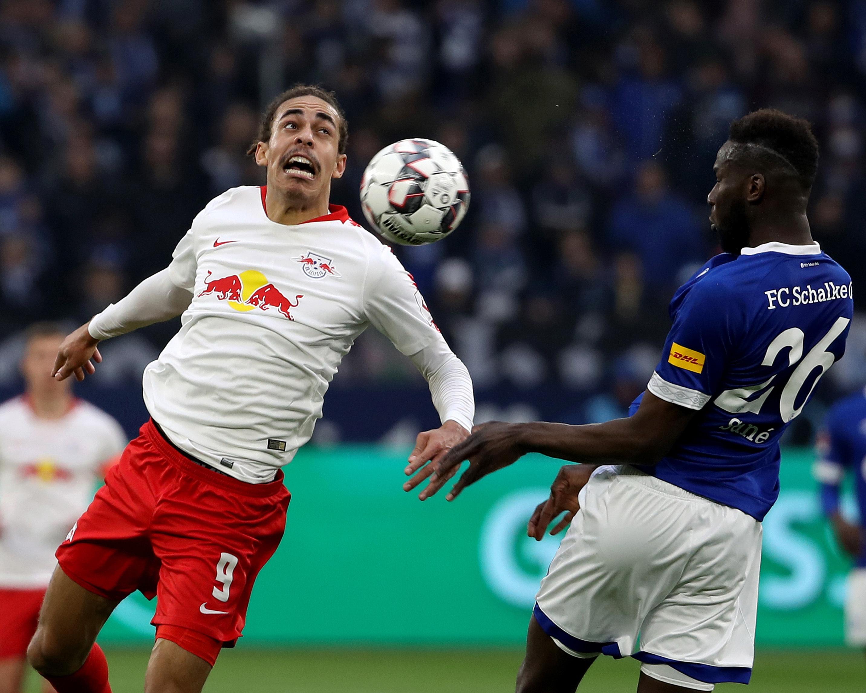 足球——德甲:莱比锡胜沙尔克04_比赛 体育新闻 第2张