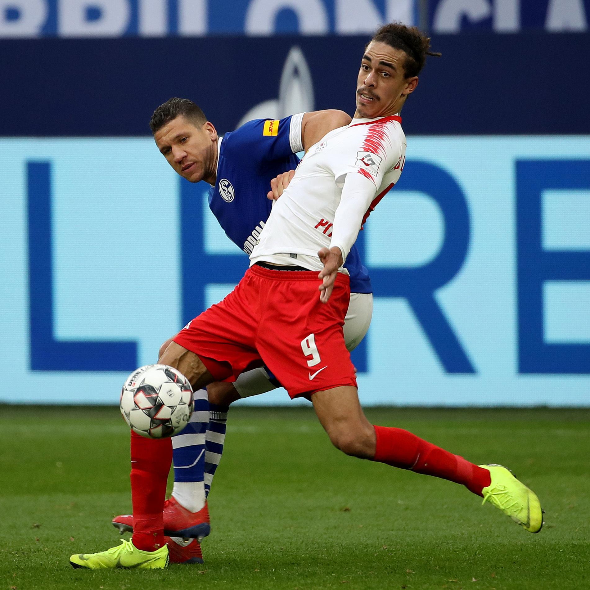 足球——德甲:莱比锡胜沙尔克04_比赛 体育新闻 第3张