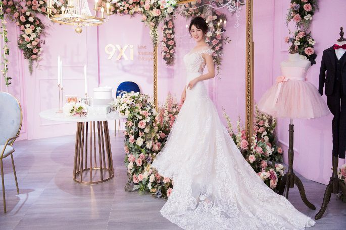 9Xi结婚汇:12星座婚纱配对,白羊双子美到窒息!