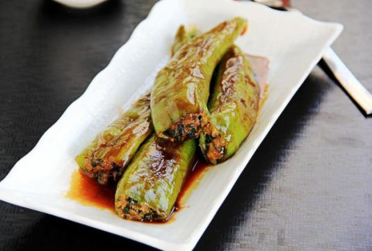 在广西,无菜不酿,你有吃过下面的几道菜?(图4)