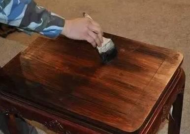 红木家具擦漆、烫蜡、擦油、优劣大pk-名贵木材