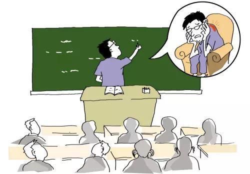 《教师职业病时间表》出炉!