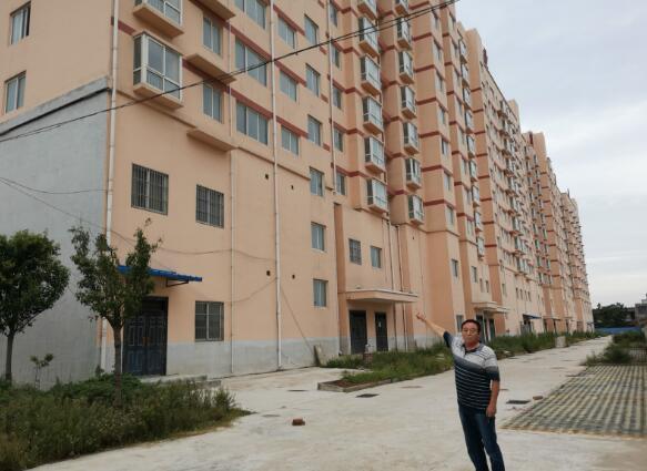 陕西渭南:2800万公租房建设资金被瓜分,1500万民工血汗钱成泡影