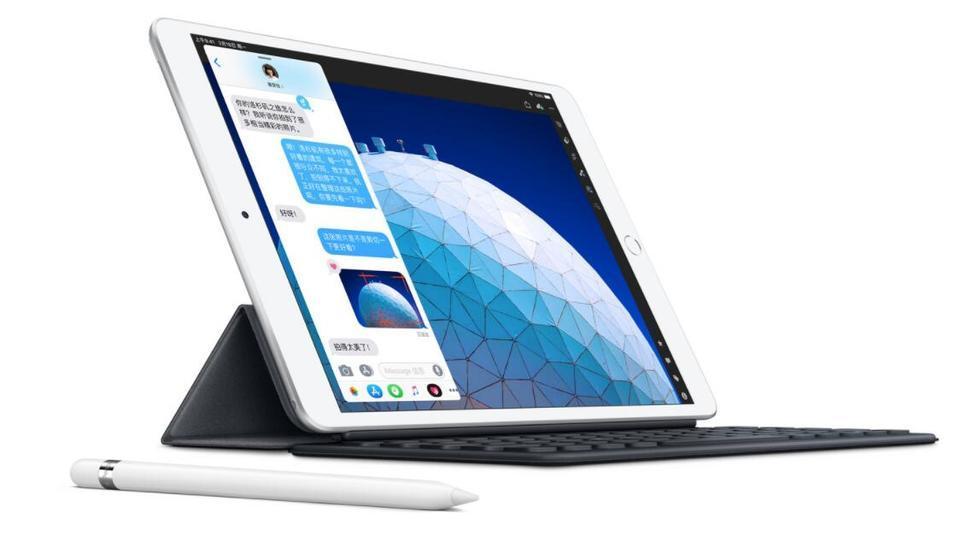 苹果上架2019年新款iPad Air和iPad mini