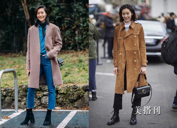 爱美女性网|原创大表姐刘雯教你用基础穿单品穿出时髦范,春天通勤穿搭不用愁了