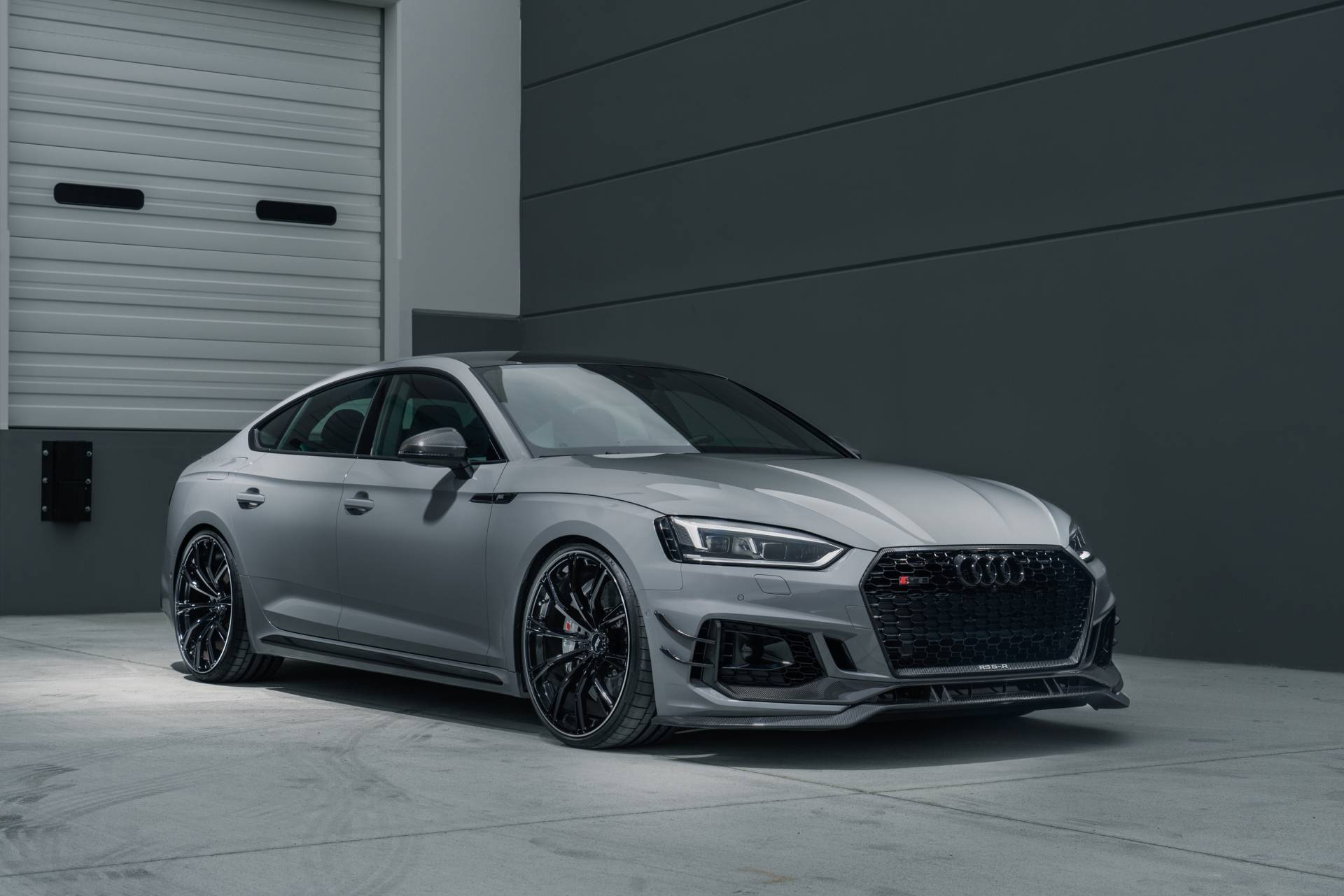 奥迪503HP ABT RS5-R Sportback