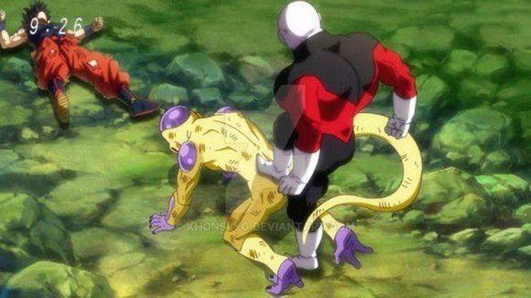 龍珠超:弗利薩被虐了,抓著尾巴轉圈!高冷范大王形象全毀