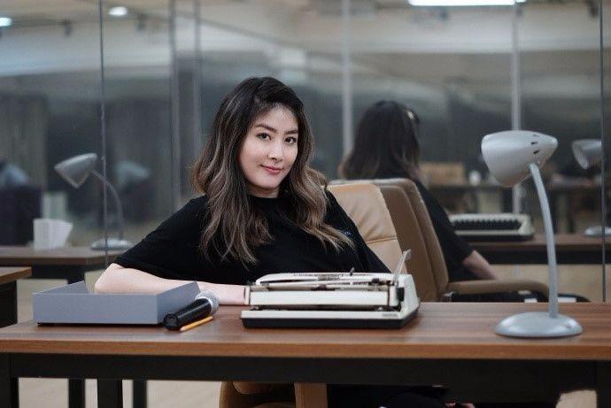 陈慧琳越老越时髦,一块钱的发卡,被她戴高级了!