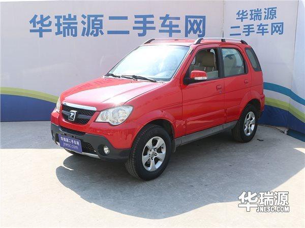 小型SUV Zotye 5008,时尚小巧,不怕拥堵