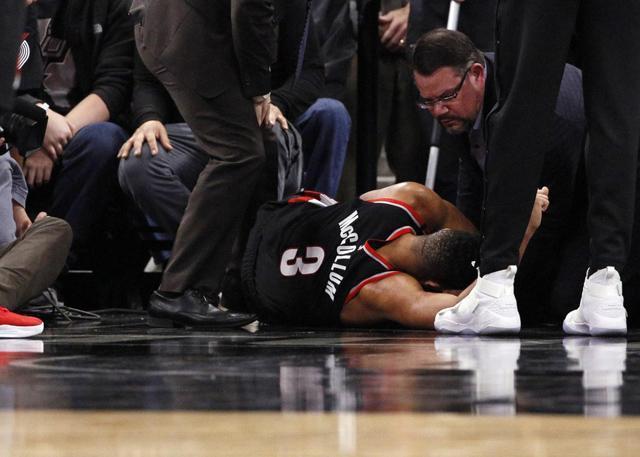 3月18日NBA伤病停赛汇总!开拓双枪之一伤停,威少禁赛一场!