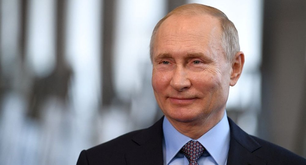 普京将访问克里米亚 并参加入俄五周年纪念活动