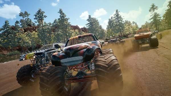 《钢铁怪物巨轮》竞速类游戏新作上架Steam
