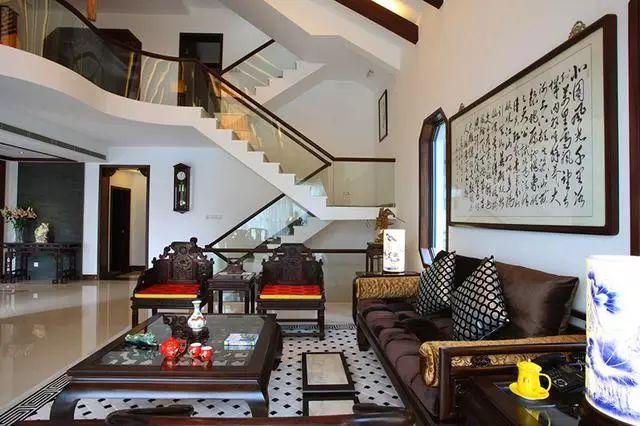 中式家居太美了,喜欢古典的味道-大叶黄花梨