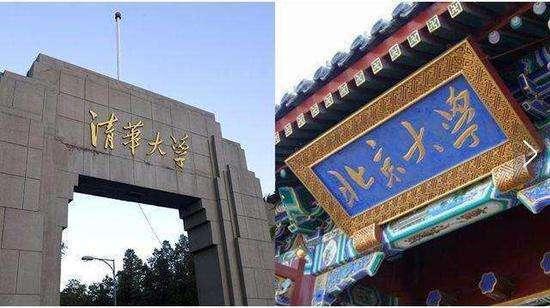 """北大、清华居榜首""""2019中国副部级大学排名""""中共中央直接管理的高校"""