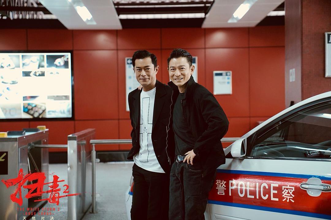 古天乐6部电影一起亮相,网友:这才是真正的劳模