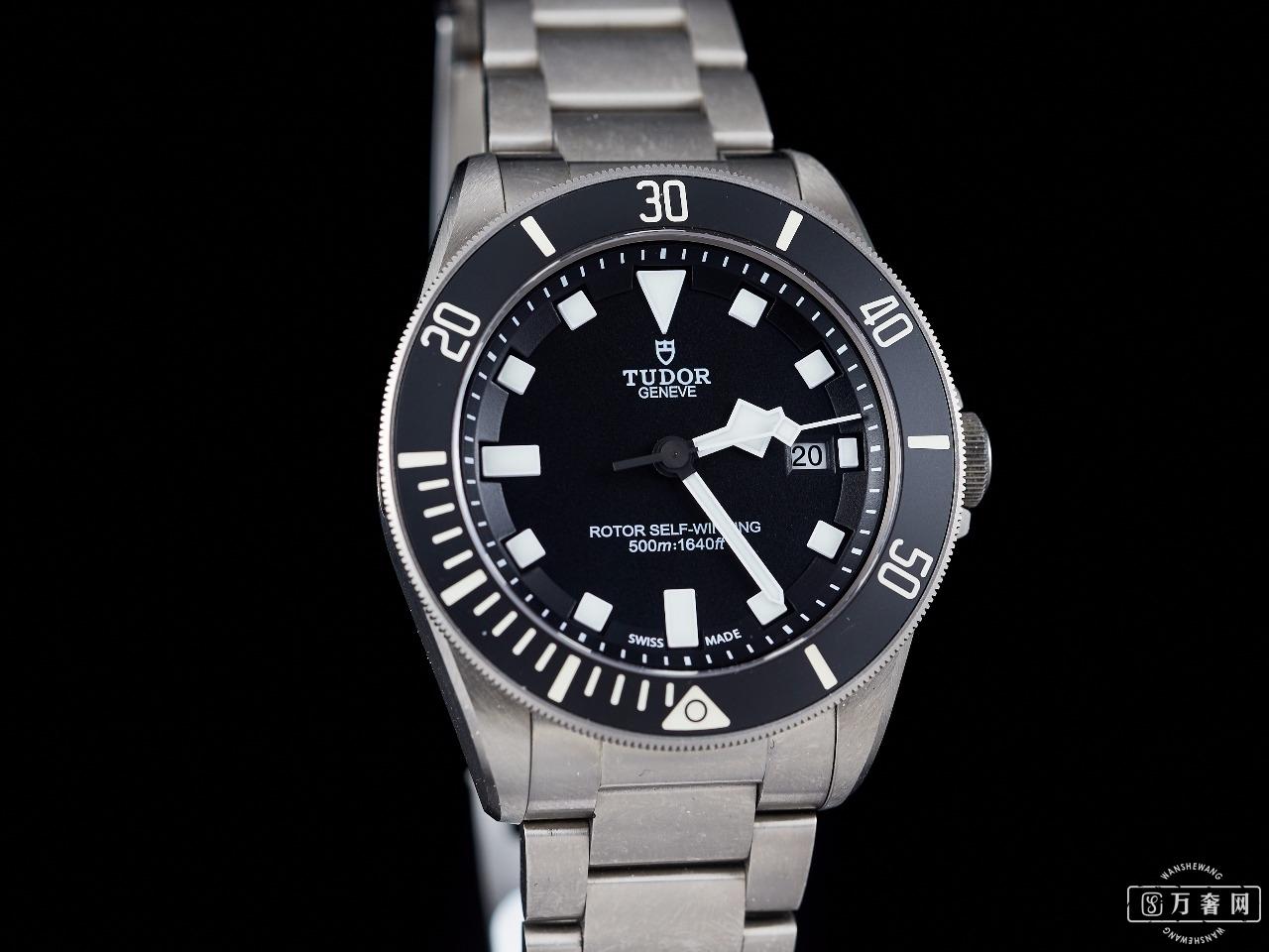 第二次入手机械表 最终选择了帝舵小刚盾 深圳高价回收帝陀手表