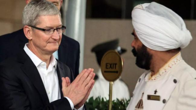 """提高门槛、收缩渠道:苹果对印度""""五年计划""""不再抱幻想"""