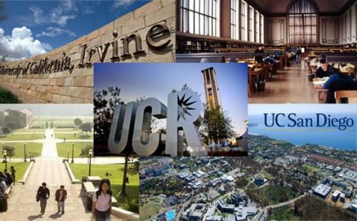 美国加州大学系统(UC)2019年申请要求详解