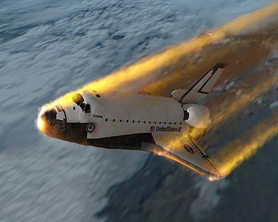 """航天时代之新纪元:""""哥伦比亚""""号航天飞机问世"""