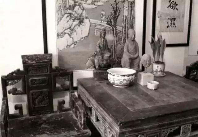 每个人家里,都有一张八仙桌!-老挝红酸枝