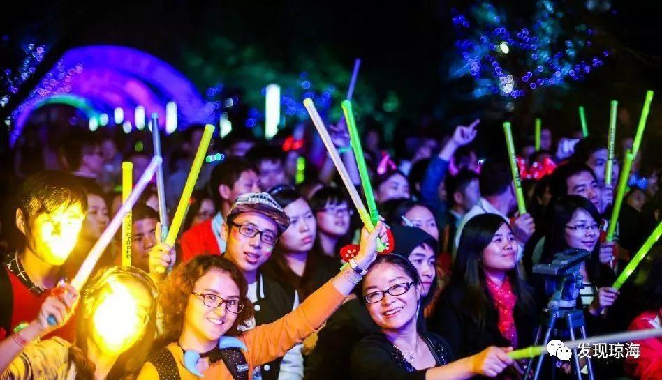 荧光跑游戏关卡-火爆开启 龙寿洋乡村音乐节 超燃荧光跑等你来嗨
