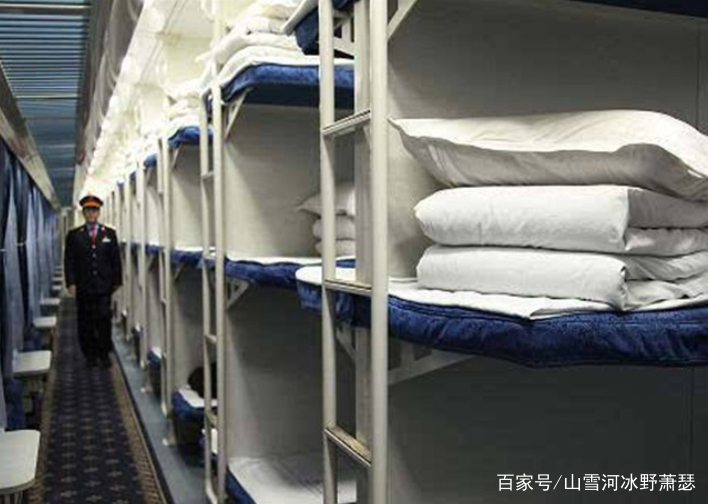 """火车卧铺乘客""""男女混住""""不方便,为何不分开?原来另有""""隐情"""""""