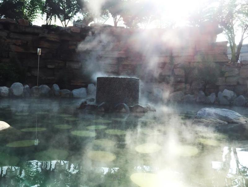 云南最适合自驾游的温泉景区风景独美我要去大自然中泡温泉!(图5)