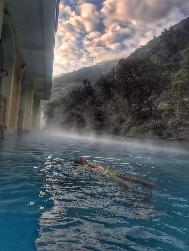 云南最适合自驾游的温泉景区风景独美我要去大自然中泡温泉!(图10)