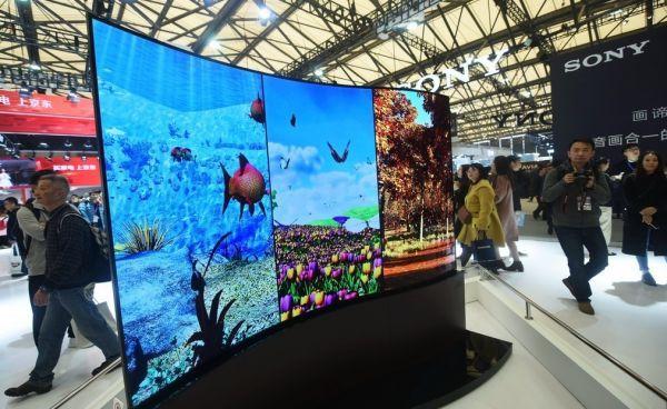 """中国家电展描绘""""未来之家""""景象:人们即将进入"""