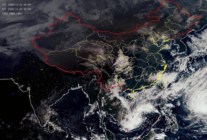 上海台风究竟什么情况?上海台风事件始末