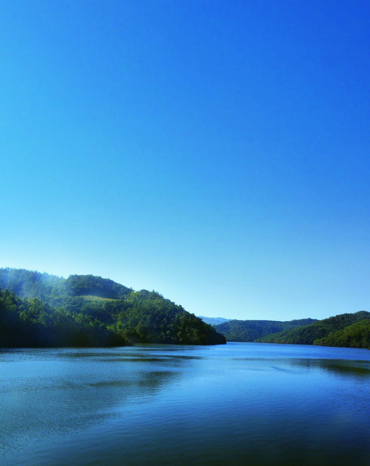 云南最适合自驾游的温泉景区风景独美我要去大自然中泡温泉!(图19)