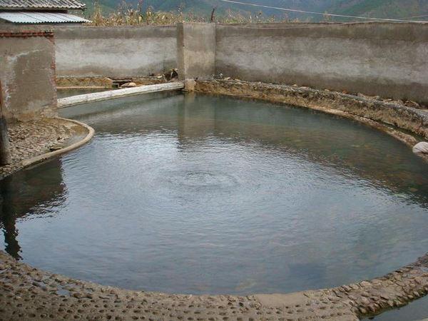 云南最适合自驾游的温泉景区风景独美我要去大自然中泡温泉!(图27)