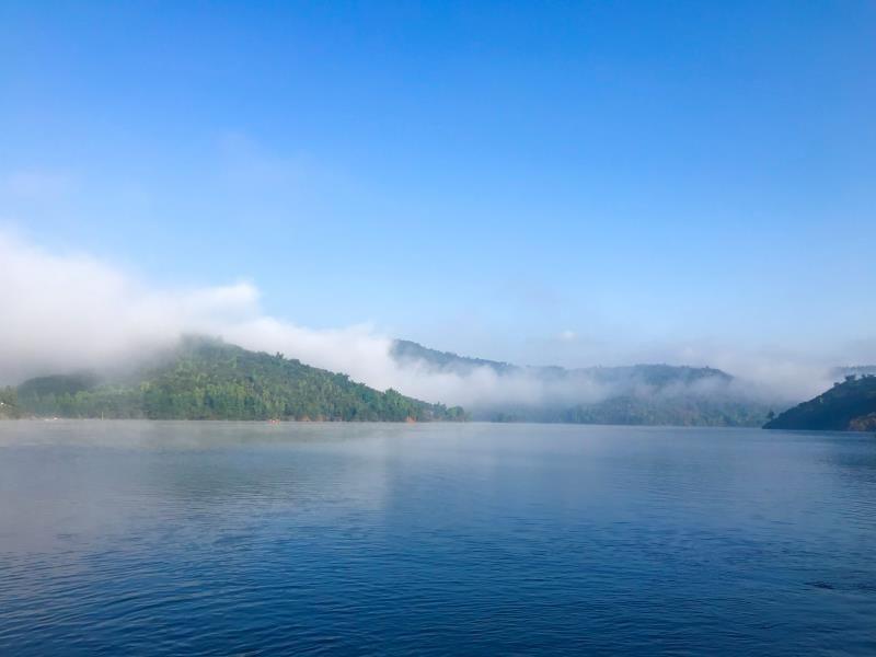 云南最适合自驾游的温泉景区风景独美我要去大自然中泡温泉!(图9)