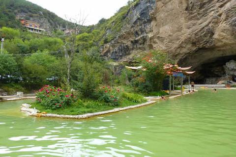云南最适合自驾游的温泉景区风景独美我要去大自然中泡温泉!(图22)