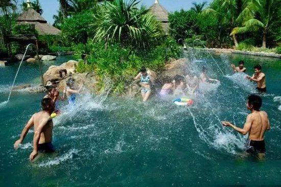 云南最适合自驾游的温泉景区风景独美我要去大自然中泡温泉!(图24)