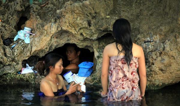 云南最适合自驾游的温泉景区风景独美我要去大自然中泡温泉!(图34)