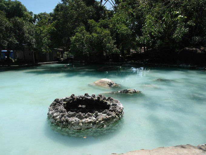 云南最适合自驾游的温泉景区风景独美我要去大自然中泡温泉!(图20)