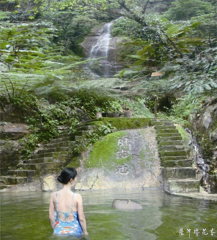 云南最适合自驾游的温泉景区风景独美我要去大自然中泡温泉!(图13)
