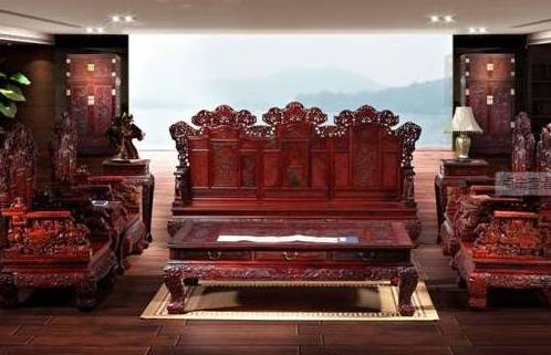 家具为什么要生漆-木制工艺品