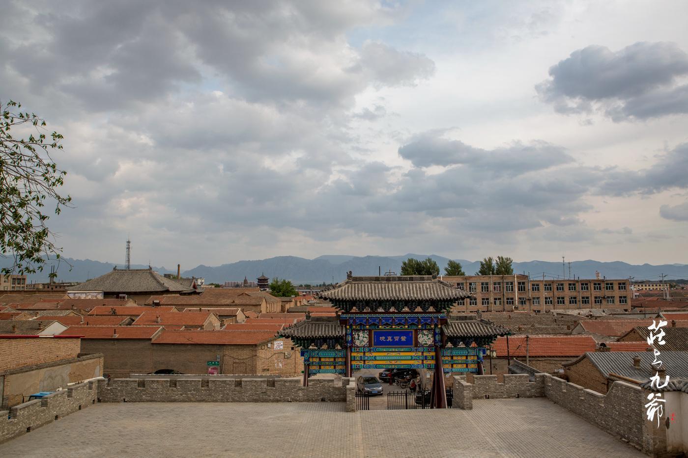 先有南安寺 后有蔚州城 蟊贼钻入了千年古塔地宫_蔚县