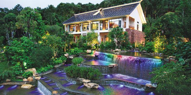 云南最适合自驾游的温泉景区风景独美我要去大自然中泡温泉!(图39)