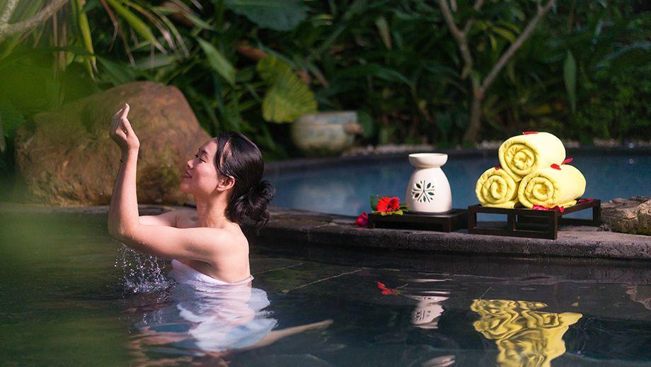 云南最适合自驾游的温泉景区风景独美我要去大自然中泡温泉!(图30)