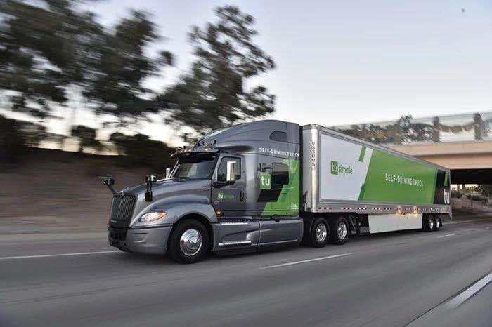 新晋独角兽CEO陈默:货运无人驾驶将进入赢家通吃时代,图森未来已经赢了