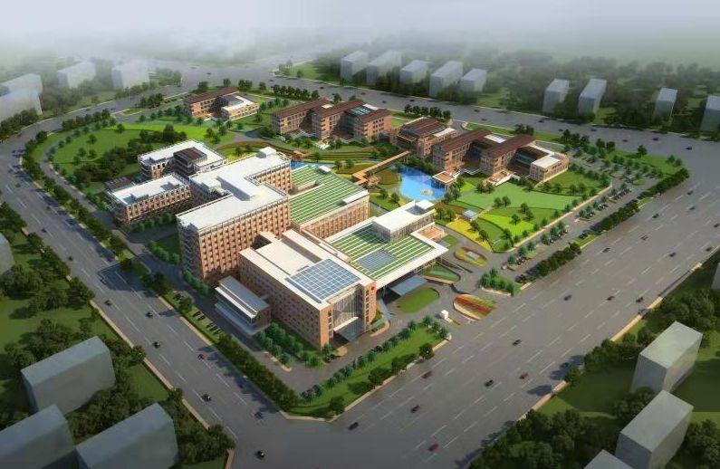 金乡县人民医院平面图