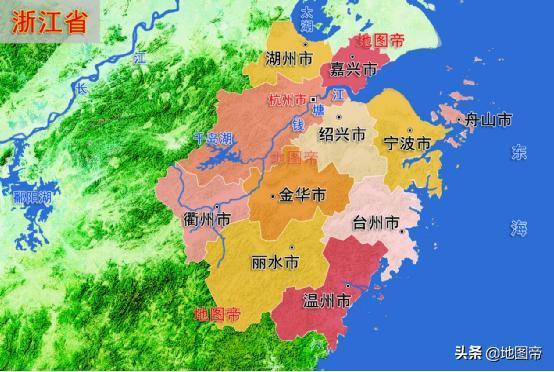 浙江湖州因太湖而得名,却为何几乎失去了太湖?