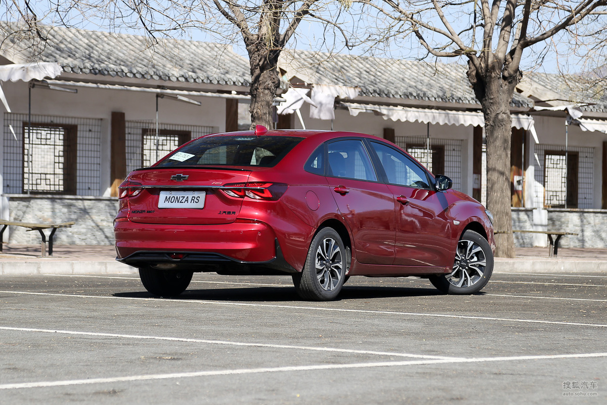 2019 - [Chevrolet] Monza (Chine) 4218ded129c24cef96bd6d8044bf2d42