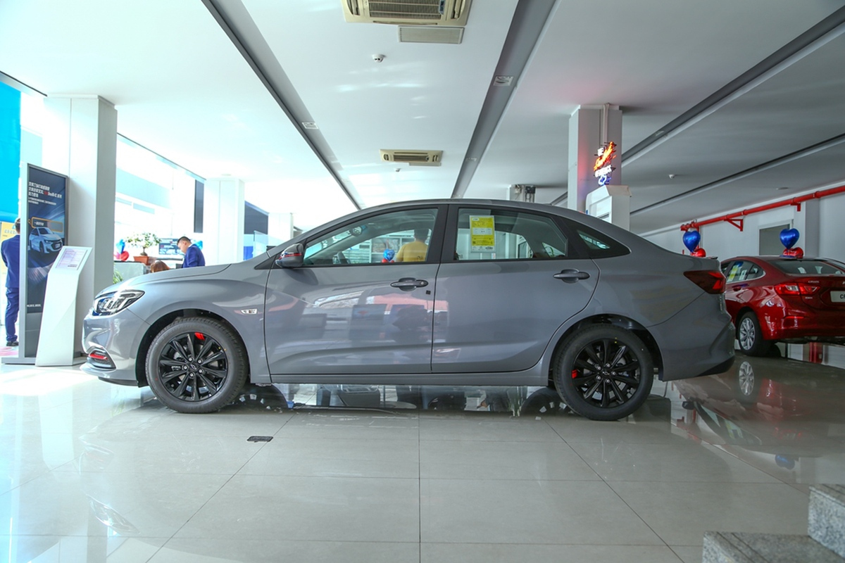 2019 - [Chevrolet] Monza (Chine) 5d4143007c0c4e6aa1b5f0f878843b7d