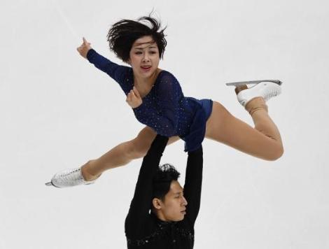 隋文静/韩聪完美发挥破世界纪录 时隔两年再夺世锦赛冠军